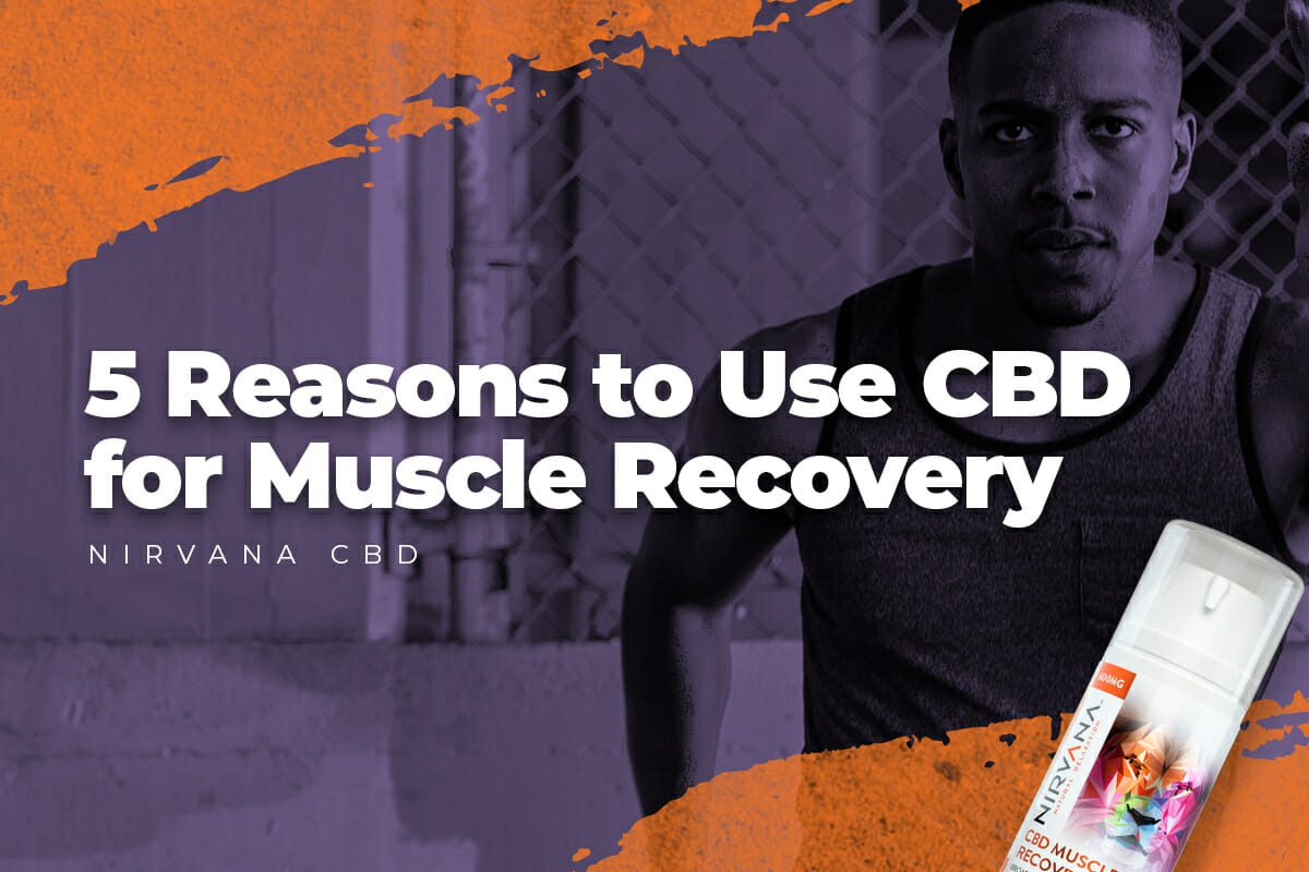5 Reasons to Use CBD for Muscle Recovery