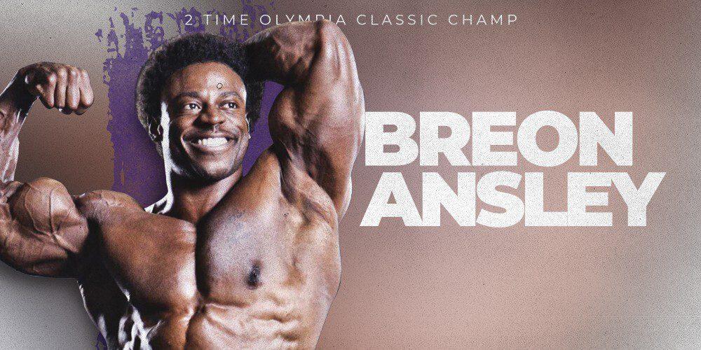 Breon Ansley - Nirvana CBD Athlete