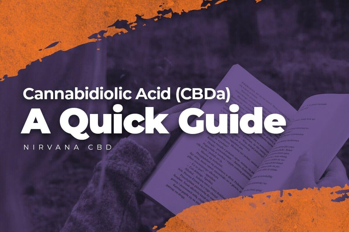 Cannabidiolic Acid (CBDa): A Brief Guide