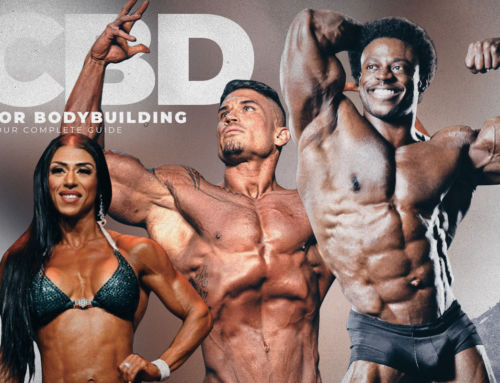 CBD for Bodybuilding: The Complete Guide