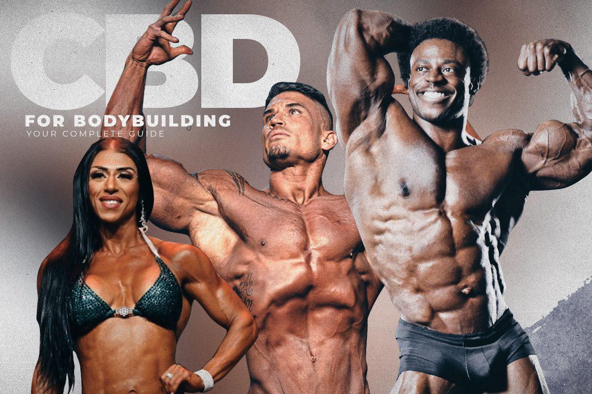 CBD for Bodybuilding: Your Complete Guide | Nirvana CBD