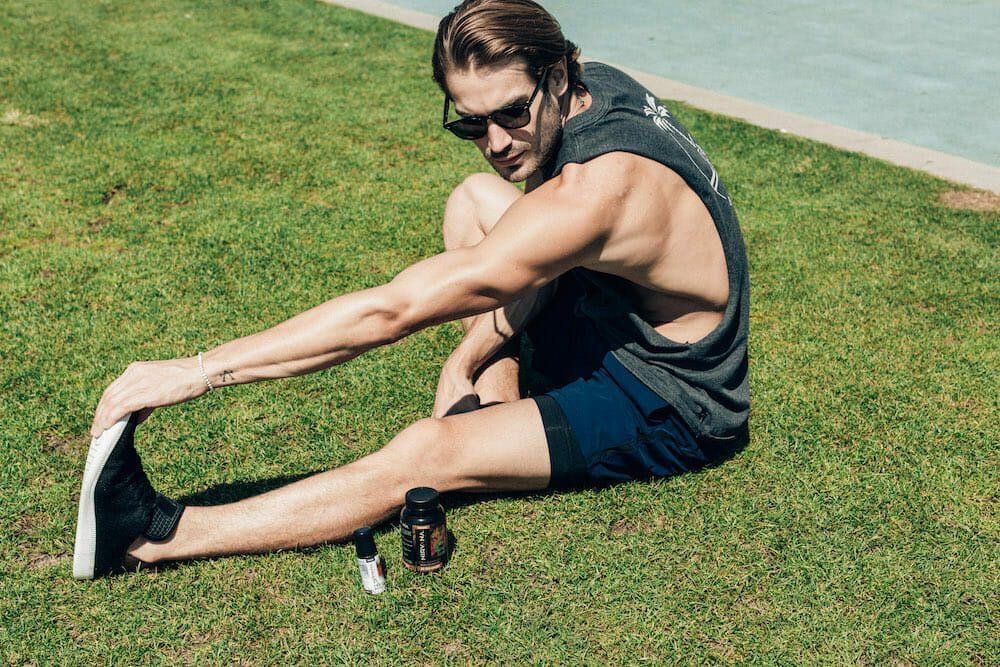 CBD may help reduce muscle pain