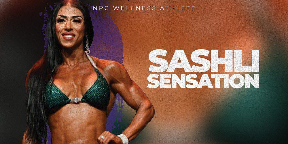 Sashli Star - Nirvana CBD Athlete
